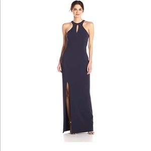 Eiston Gown in Navy by Likely size 8